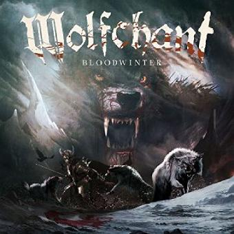Wolfchant – Bloodwinter (Limited Box,Größe l)