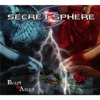 Secret Sphere – Heart & Anger (Remastered+Bonus Tracks)