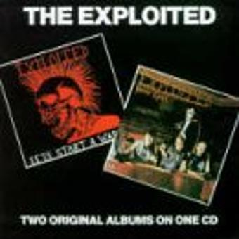 Exploited,the – Let'S Start a War/Horror Epics