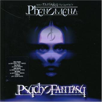 Phenomena – Psycho Fantasy,Ltd.Digi