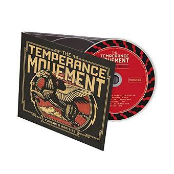 The Temperance Movement – Covers & Rarities (Digipak)