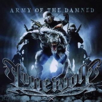 Lonewolf – Army of the Damned by Lonewolf (2012-10-21)