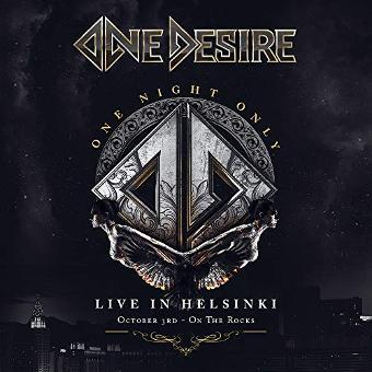 One Desire – One Night Only-Live in Helsinki