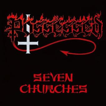 Possessed – Seven Churches [Ltd.Papersleev