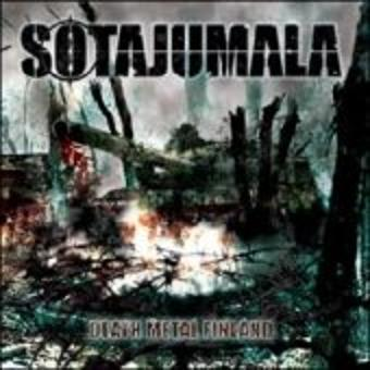 Sotajumala – Death Metal Finland 2 CD