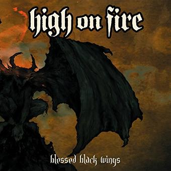 High on Fire – Blessed Black Wings [Vinyl LP]