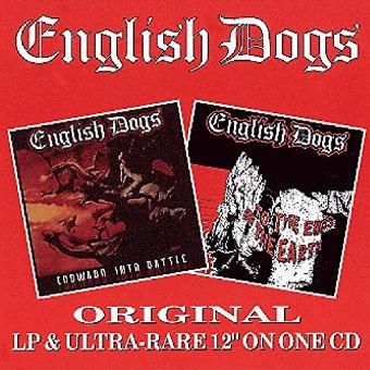English Dogs – Forward Into Battle [Vinyl LP]