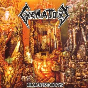 Crematory – Illusions(Re-Release)