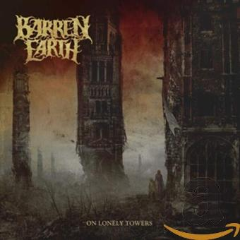 Barren Earth – On Lonely Towers (Limited Digipack)