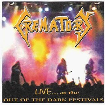 Crematory – Live At the Out of the Dark Festivals