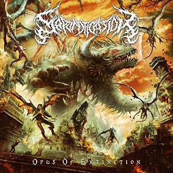 Saponification – Opus Of Extinction