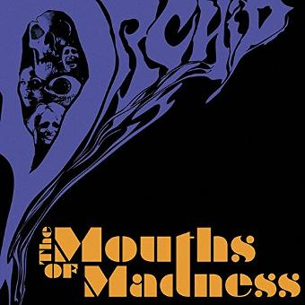 Orchid – The Mouths of Madness (Limited Digipak im Vinyl-Look inkl. Patch)