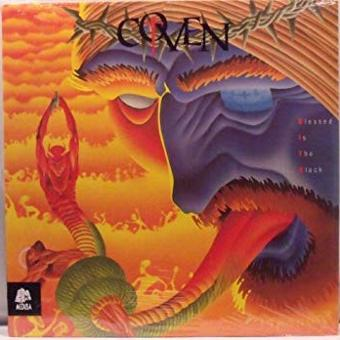 Coven – Blessed Is The Black