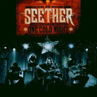 Seether – One Cold Night (CD+Dvd)