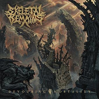 Skeletal Remains – Devouring Mortality (Special Edition CD Digipak & sticker-set)