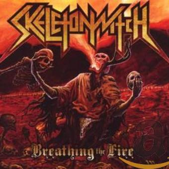 Skeletonwitch – Breathing the Fire