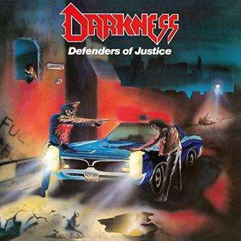 Darkness – Defenders of Justice (Slipcase/Poster)