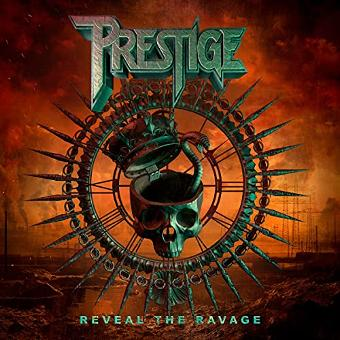 Prestige – Reveal the Ravage (Digipak)
