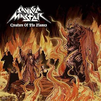 Savage Master – Creature of the Flames