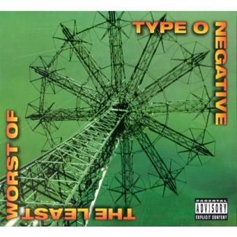 Type O Negative – The Least Worst - Best Of [DIGIPACK]