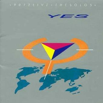 Yes – 90125 Live:The Solos