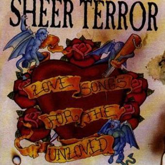 Sheer Terror – Love Songs for the Unloved