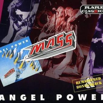 Mass – Angel Power/Re-Release With Bonus Tracks