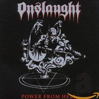 Onslaught – Power from Hell (Re-Release+Bonus)