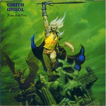Cirith Ungol – Frost & Fire Import Edition by Cirith Ungol (1999) Audio CD