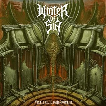 Winter Of Sin – Violence Reigns Supreme