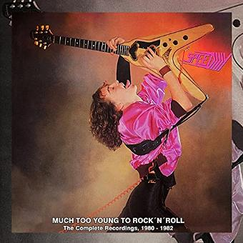 Speedy – Much Too Young To Rock'n'Roll
