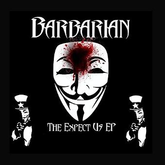 Barbarian – Expect Us - EP