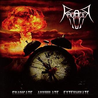 Ravager – Eradicate...Annihilate...Exterminate...