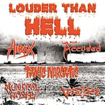 Louder Than Hell – Louder Than Hell