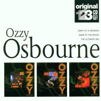 Ozzy Osbourne – Diary of a Madman/Bark at the Moon/the Ultimat