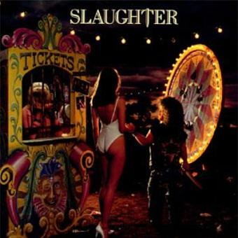 Slaughter – Stick It Live