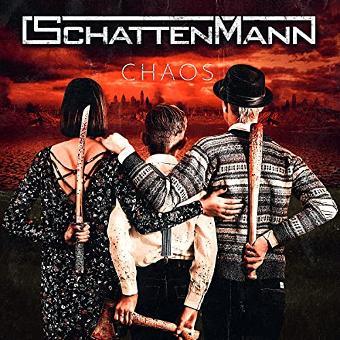 Schattenmann – Chaos (Digipak)
