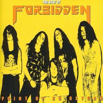 Forbidden – Best Of-Point of Return