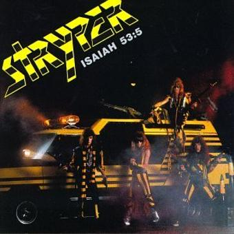 Stryper – Soldiers Under Command