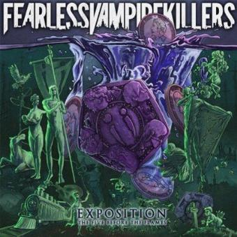 Fearless Vampire Killers – Exposition: the Five Before Th