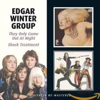 Winter,Edgar-Group- – They Only Come Out at Night/Shock Treatment