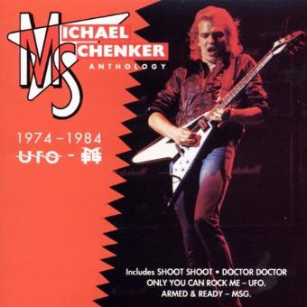 Schenker,Michael – Michael Schenker Anthology - 1974-1984