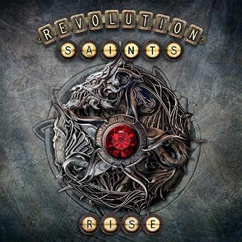 Revolution Saints – Rise (Gatefold/Black/180g/Vinyl) [Vinyl LP]