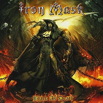 Iron Mask – Black As Death