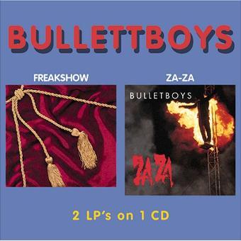 Bulletboys – Freakshow/Za-Za