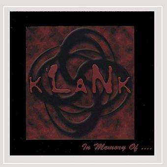 Klank – In Memory of
