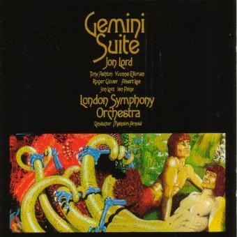 Lord,Jon – Gemini Suite