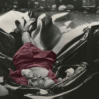 Atlas – With Love Evelyn McHale