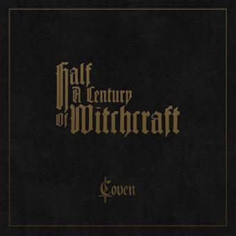 Coven – Half a Century of Witchcraft (Ltd.5lp-Box/Book) [Vinyl LP]