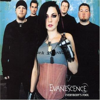 Evanescence – Everybody's Fool [4trx]